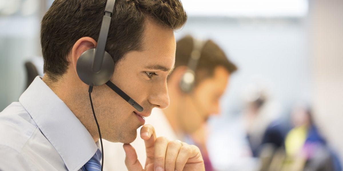 Call Center: A Friend Just A Call Away